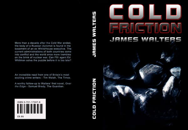 Cold Friction book jacket